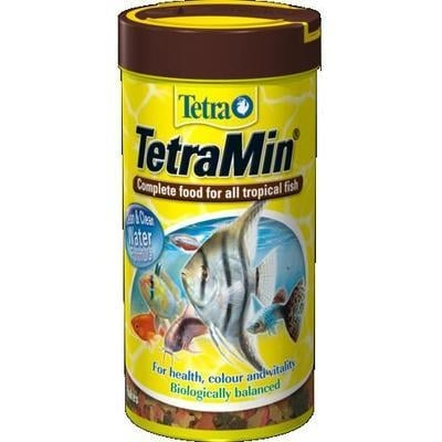 Tetra TetraMin Tropical Fish Flake 52g / 250ml