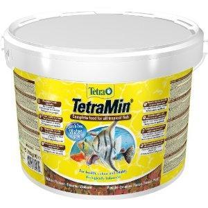 Tetra TetraMin Tropical Fish Flake Bucket 2.1kg / 10 litre
