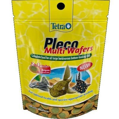 Tetra Pleco Multi Wafers 42g Foil Pack