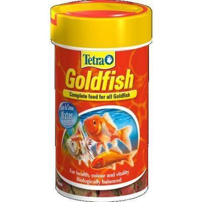 Tetra Goldfish Flakes 15g