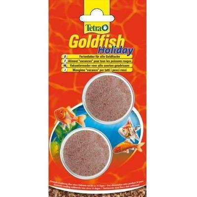 Tetra Goldfish Holiday 2 x 12g