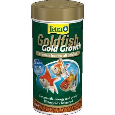 Tetra Goldfish Gold Growth 113g