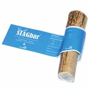 Stagbar antler dog chew - Medium