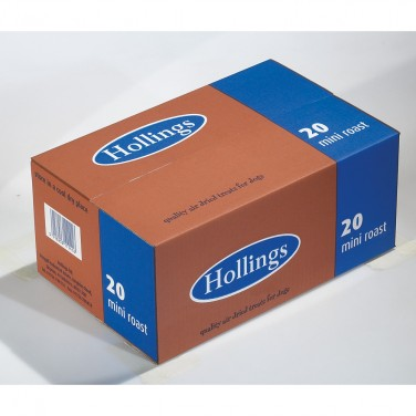 Hollings Mini Roast Bone 20 Pieces