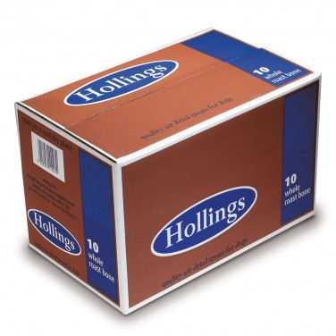 Hollings Whole Roast Bone 10 Pieces