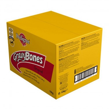 Pedigree Gravy Bones Original 10 kg