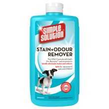 Simple Solution Stain + Odour Remover For Dogs - Flip Top 500ml
