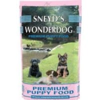 <!-- 009 -->Sneyd's Wonderdog Dog Food - Puppy &amp; Junior Dry - 10kg Bag