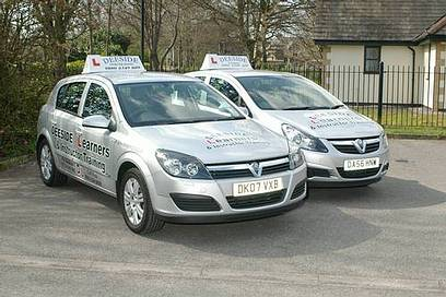 astra corsa in line