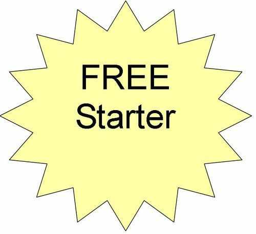 free starter pack