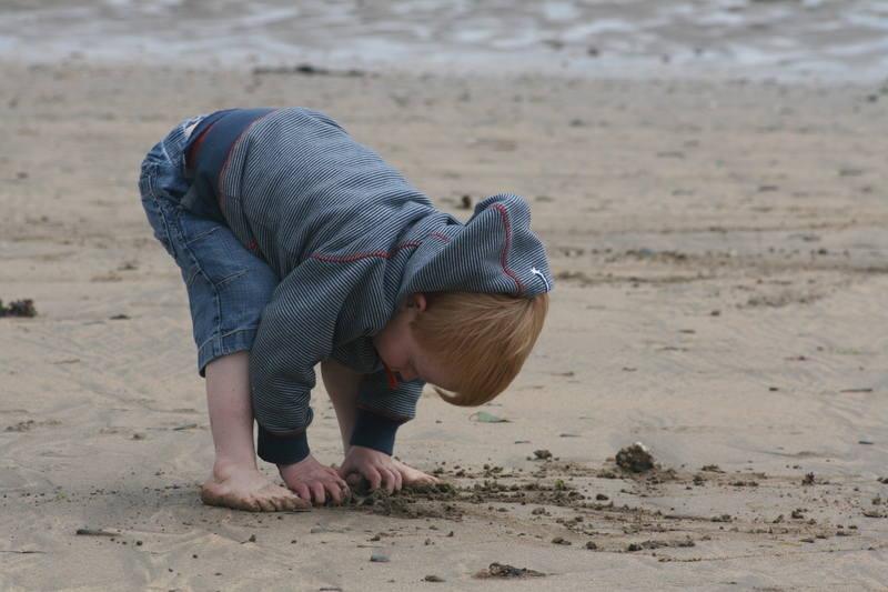 Child friendly beaches