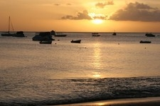 09 Speightstown at sundown