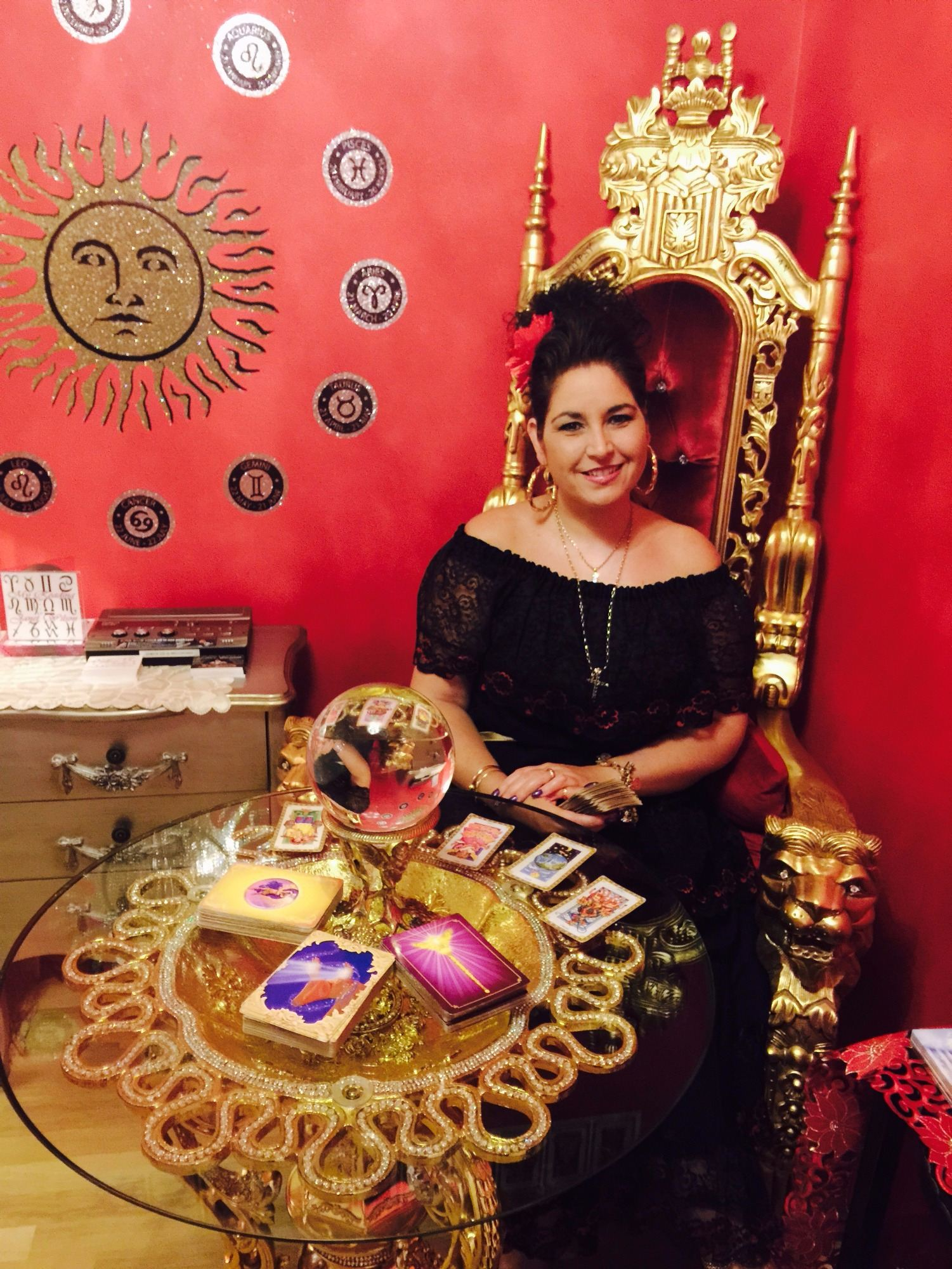 No1 Tarot Card Reading And More With Romany