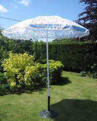 Ice Cream Design Parasol for Garden and Beach