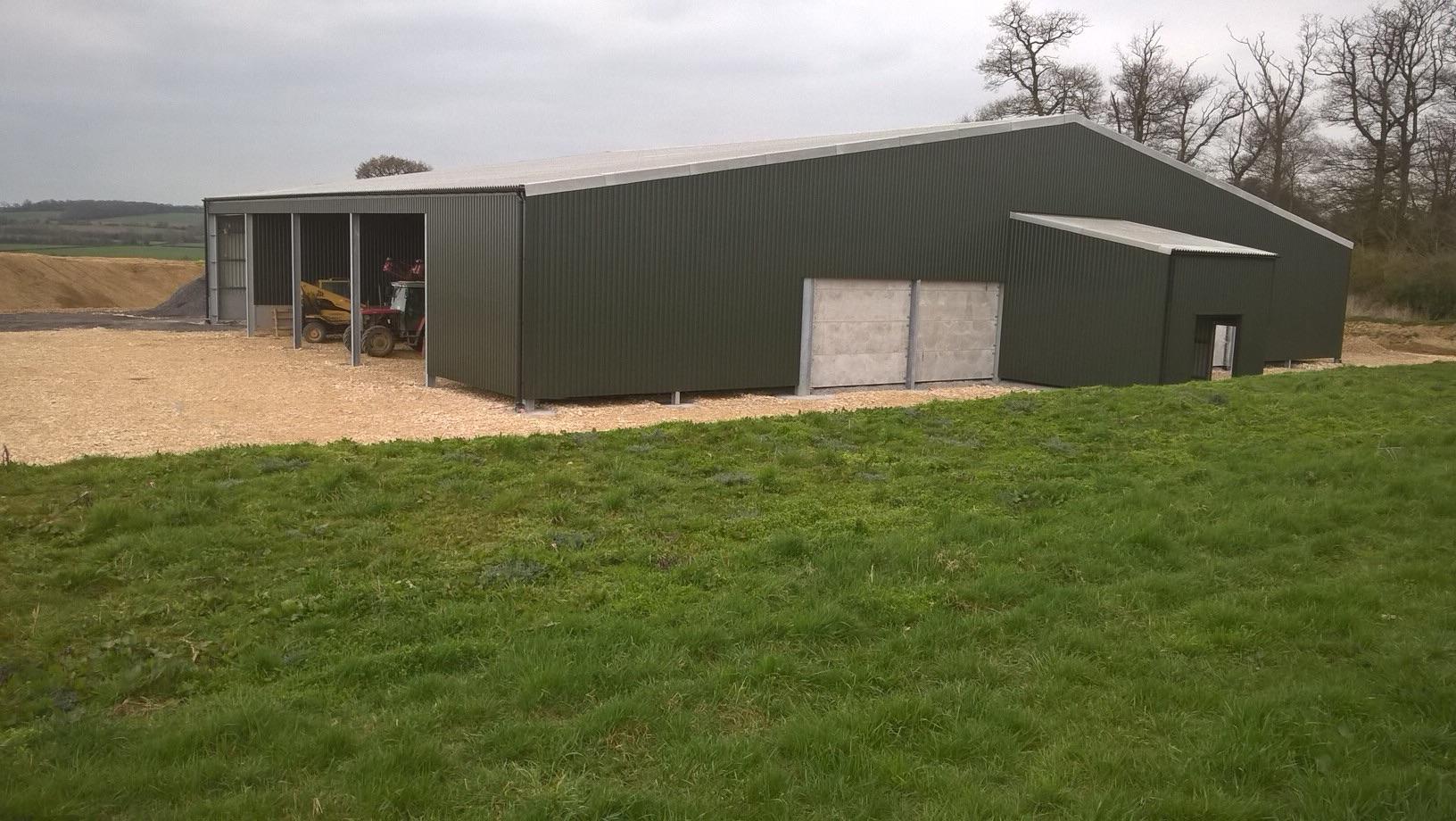 Grain Store Design and Build