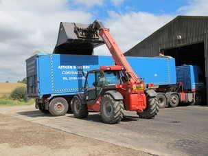 Load lorries