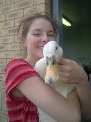 Jodie and Duck (2)