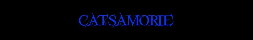 CATSAMORIE, site logo.