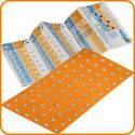 Replacement Progress Chart & Stickers