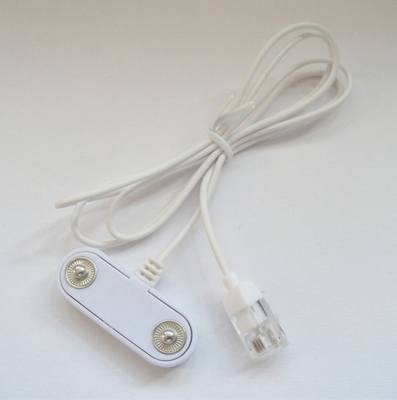 f) Spare / Replacement Special Rodger Clip for use with Rodger CLIPPO alarm system and Rodger Sensor underwear