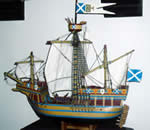 Yellow Caravel