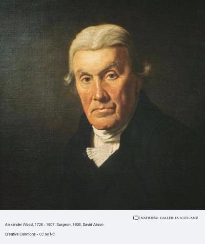 Alexander Wood, surgeon
