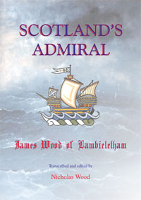 Scotland's Admiral - eBook