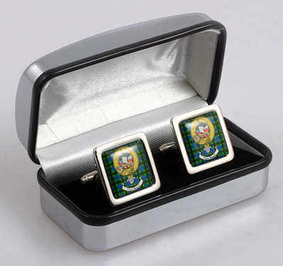 Clan Badge Cufflinks