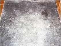 John Wood tombstone