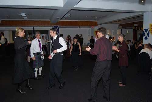 Assen - Denis dancing