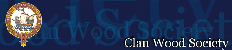 Clan Wood Society, site logo.