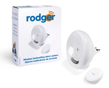 Rodger Wireless Bed Wetting Alarm Base System