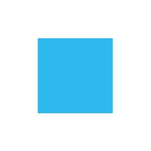 PC1040 ELECTRIC BLUE