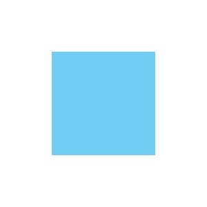 C370 PALE BLUE