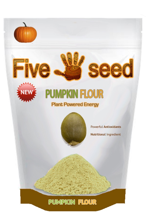 Five Seed Pumpkin Flour Graphic