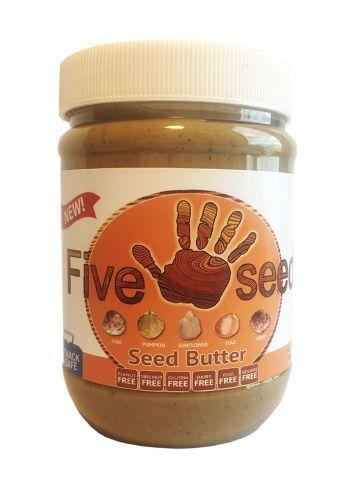 Five Seed Butter - Peanut Free - Allergen Free