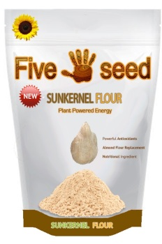 Five Seed Sunkernel Flour Graphic