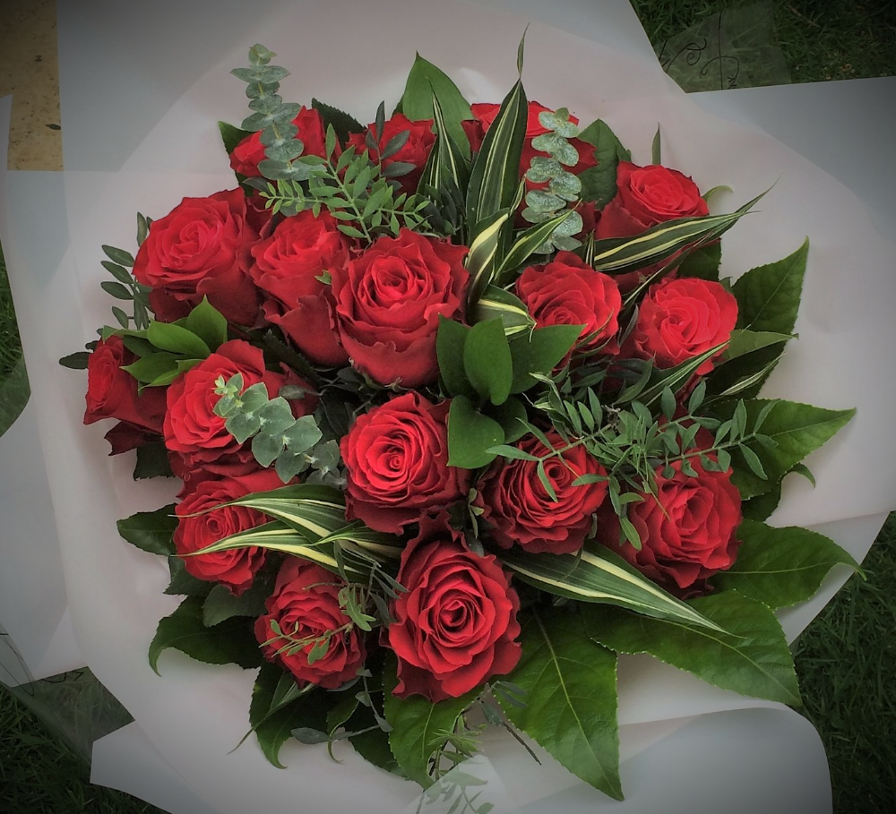 2. Luxury ALL Rose Bouquets From £32.00