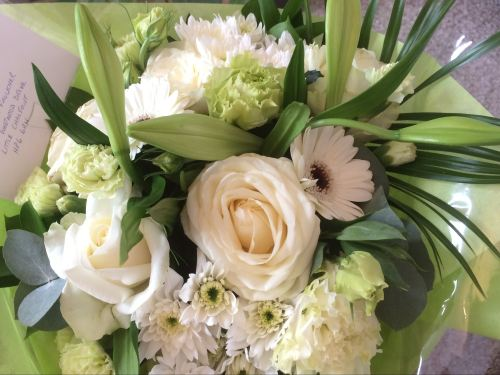 Luxury Traditional Sympathy Bouquet - from £24.99