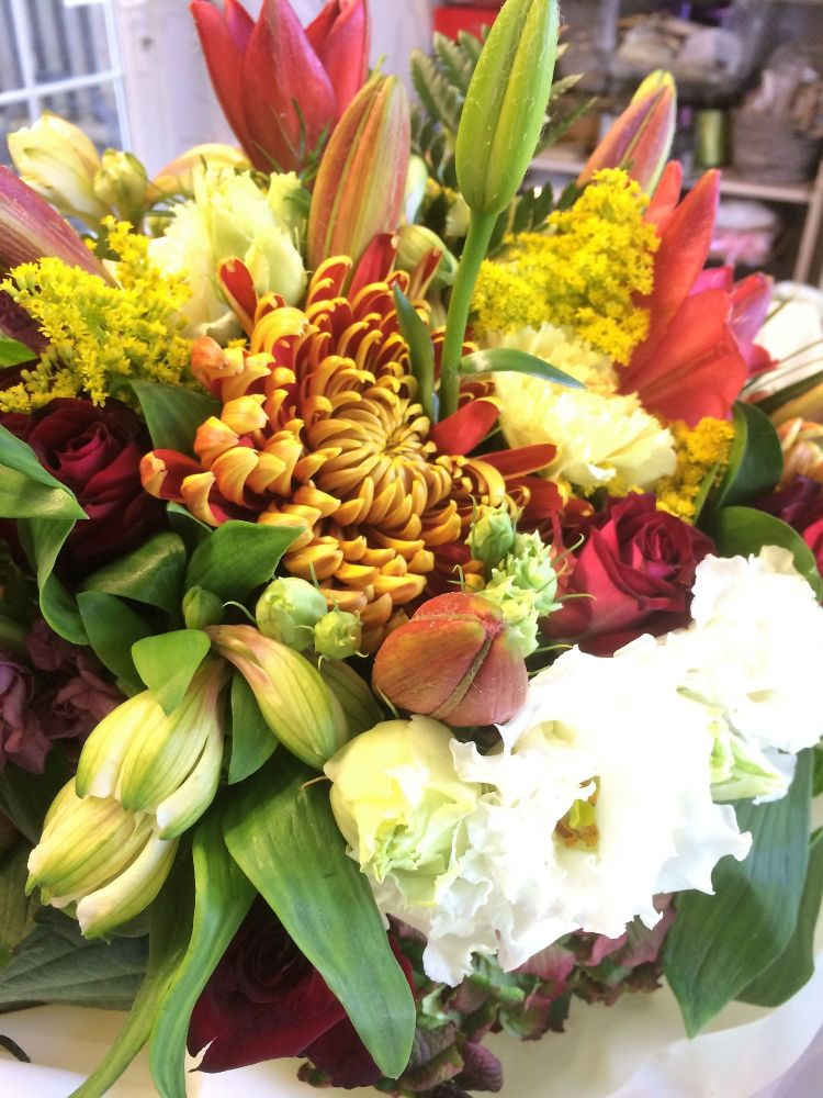 Florist Choice - Gift Bouquet - Best of the Bunch! from £29.99 - FREE Local