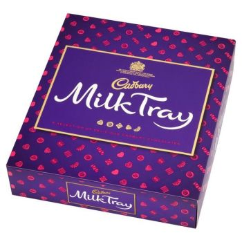 ON SALE - Cadburys Milk Tray box of chocolates - 360g