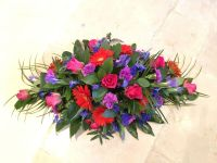 Double ended spray - choice of colours - Sizes available 50cms or 70cms - from £55.00
