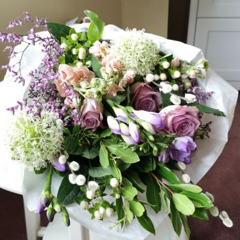 Subscription Flowers, Weekly delivery - 1 month subscription