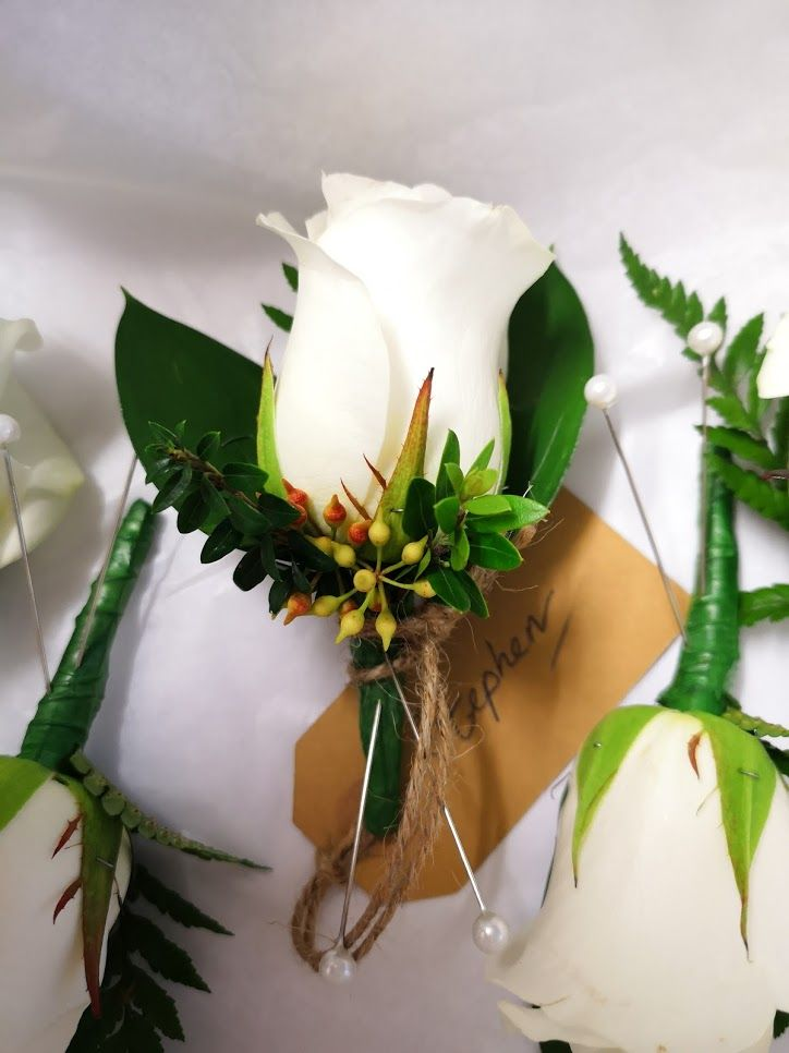 Single Individual Buttonhole / Corsage