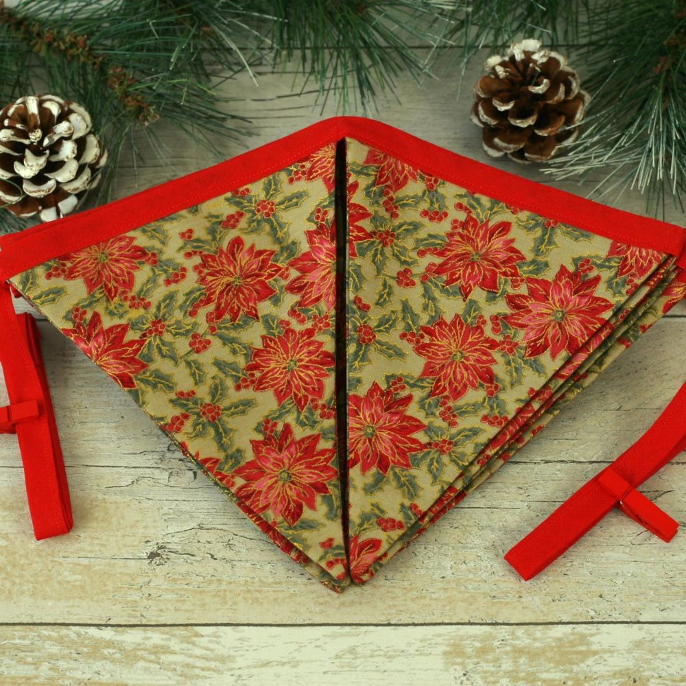 <!-- 006 -->Festive Banner: Traditional Xmas Decoration