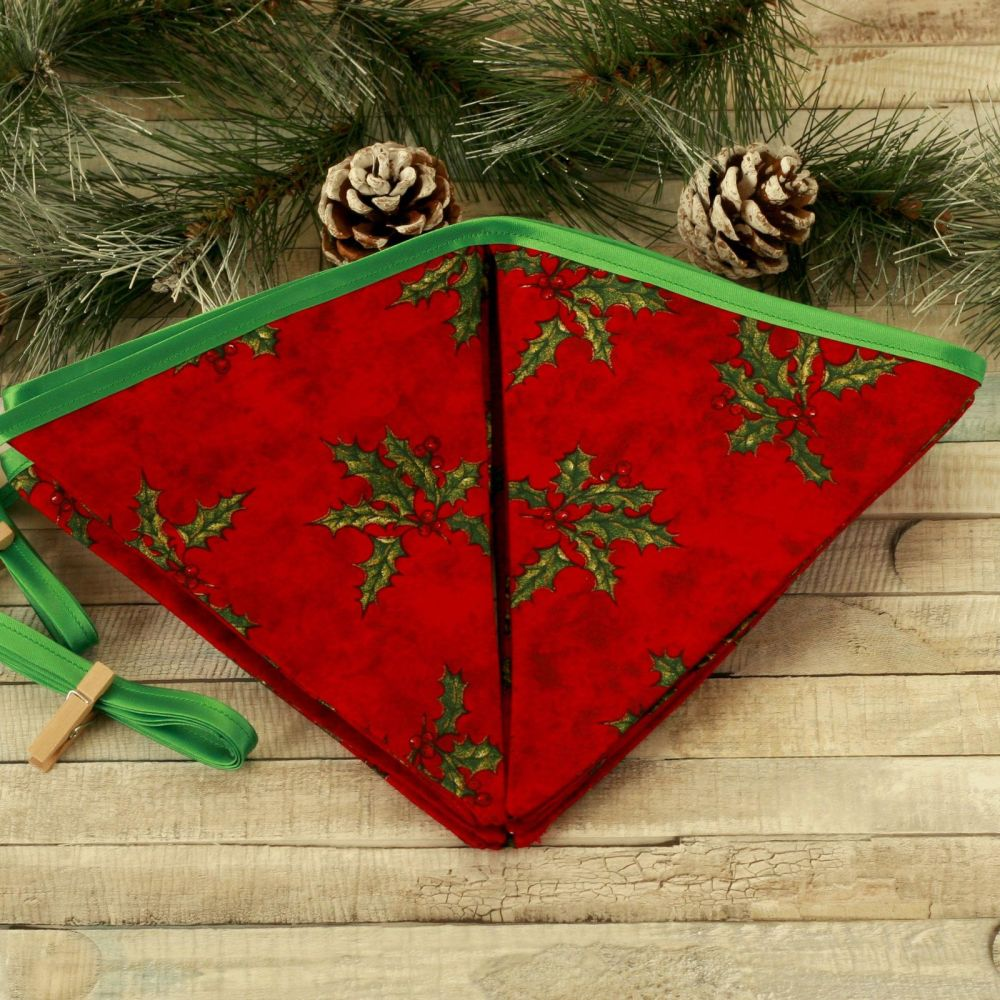 <!-- 027 -->Yule Decoration: Xmas Banner