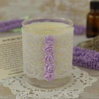 <!-- 005 -->Hand Poured Soy Candle: New Home Candle Gift