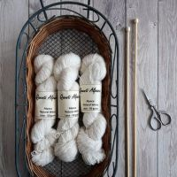 Natural Alpaca Wool
