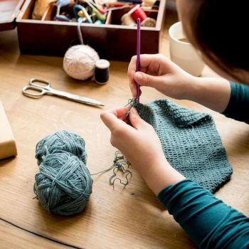 Customisable Beginner's Knit Kit