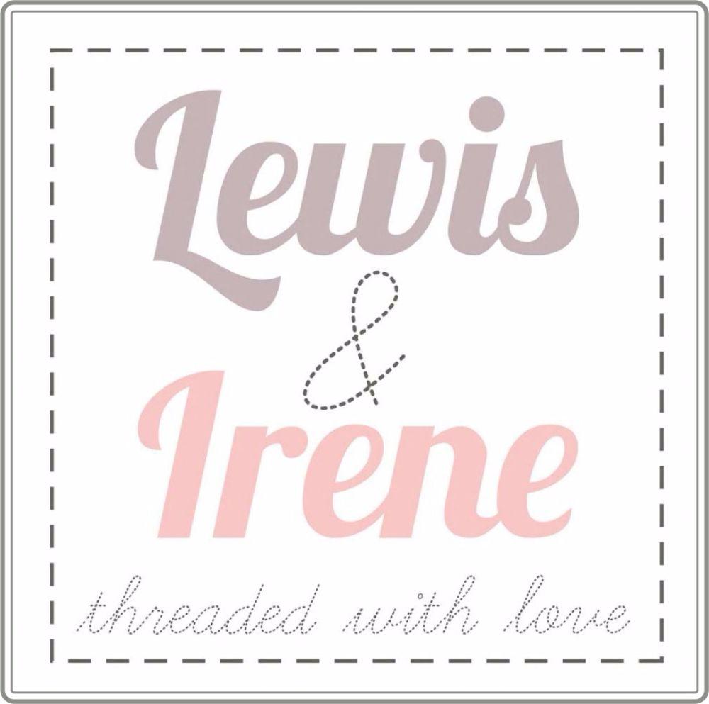 <!-- 009 -->Lewis &amp; Irene